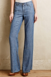 Level 99 Chambray Wide Legs Medina