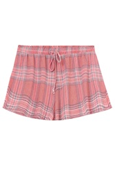 Wildfox Couture Plaid Lounge Shorts