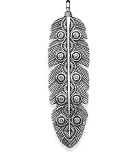 Thomas Sabo Dreamcatcher Feather Sterling Silver Pendant