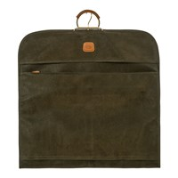 Bric's Life Suit Cover Bag Olive Tan