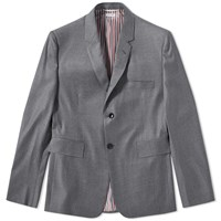 Thom Browne 2 Button Suit Grey