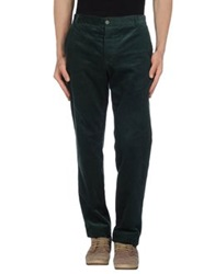 Band Of Outsiders Casual Pants Dark Green