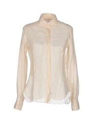 Barba Shirts Shirts Women Beige