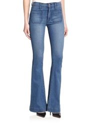 Hudson Taylor High Waist Flared Jeans Superior