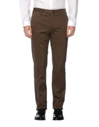 Vigano' Casual Pants Cocoa