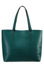 Evenandodd Tote Bag Green Black
