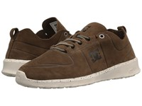 Dc Lynx Lite Zero Brown Men's Skate Shoes