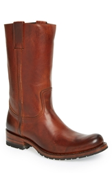 Sendra 'Martin' Boot Men Tan