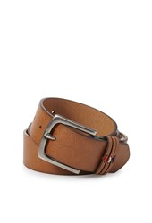 Forever 21 Faux Leather Belt Brown