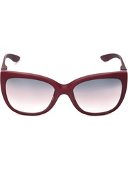 Mykita 'Gaia' Sunglasses Pink And Purple