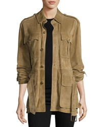 Ralph Lauren The Rl Safari Jacket Green