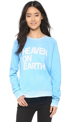 Freecity Heaven On Earth Sweatshirt Skyglass