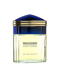 Boucheron Pour Homme 3.4 Oz Eau De Toilette Spray No Color