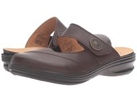 Revere Brussels Chocolate Women's Shoes Brown