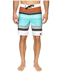 Rip Curl Mirage Aggrorider Boardshorts Teal Men's Swimwear Blue