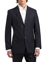 Hugo Boss Boss Pasolini Tailored Blazer Navy Black
