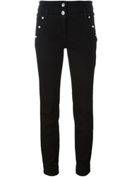 Versus Slim Fit Jeans Black