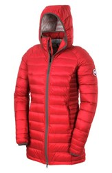 Women's Canada Goose 'Brookvale' Packable Hooded Quilted Down Jacket