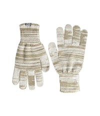 Converse Knit Touchteck Gloves White Extreme Cold Weather Gloves