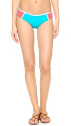 Ondademar Sporty Blocks Bikini Bottoms
