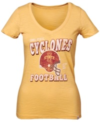 '47 Brand Women's Iowa State Cyclones Scrum T Shirt Gold