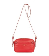 Longchamp 2.0 Cross Body Bag Female Poppy Ruby