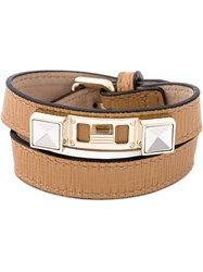 Proenza Schouler 'Ps11' Bracelet Nude And Neutrals