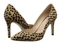 Loeffler Randall Pari Cheetah High Heels Animal Print