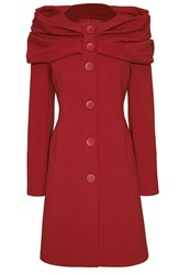 James Lakeland Large Collar Coat