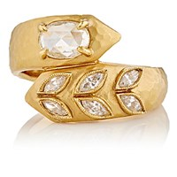 Cathy Waterman Women's Deconstructed Garland Ring No Color