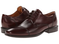 Ecco Cairo Modern Cap Toe Tie Mink Men's Lace Up Cap Toe Shoes Brown