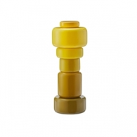 Plus Salt And Pepper Grinder Yellow Salt And Pepper Kitchenware Finnish Design Shop