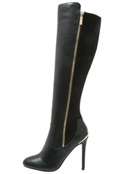 Lipsy High Heeled Boots Black
