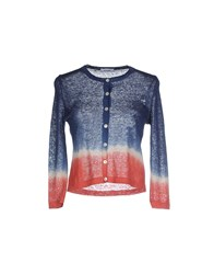 Base London Base Knitwear Cardigans Women Dark Blue