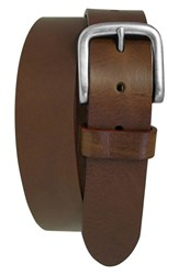 Men's Boconi 'Bastian' Bison Leather Belt