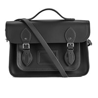 The Cambridge Satchel Company Women's 13 Inch Magnetic Batchel Black