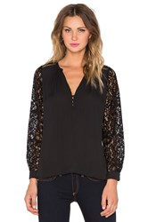 Heartloom Leora Top Black