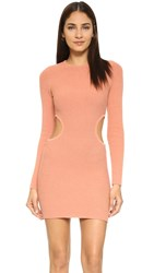 Torn By Ronny Kobo Noa Sweater Dress Clay
