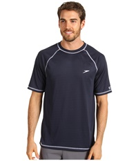Speedo Easy S S Swim Tee New Navy Men's Swimwear