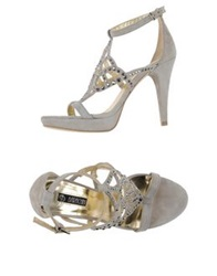Barachini Sandals Light Grey