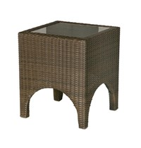 Barlow Tyrie Savannah Woven End Table
