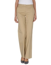 Ermanno Scervino Scervino Street Dress Pants Beige