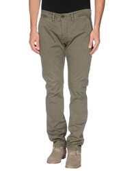 Pepe Jeans Casual Pants Military Green