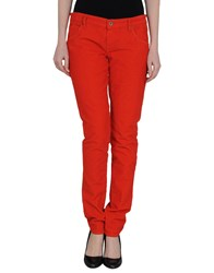 Pence Trousers Casual Trousers Women Coral