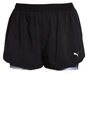 Puma Blast 2In1 Sports Shorts Black