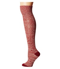 Ariat Above Knee Comfy Socks Red Women's Knee High Socks Shoes
