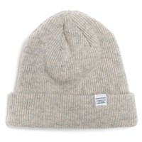 Norse Projects Light Grey Wool Beanie