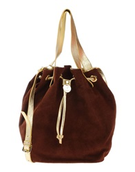 Mario Valentino Handbags Brown
