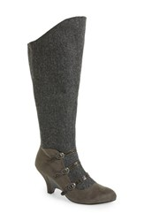 Women's Poetic Licence 'Top Notch' Knee High Boot 2 3 4' Heel