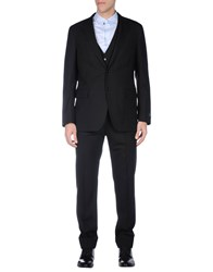 Tombolini Suits And Jackets Suits Men Black